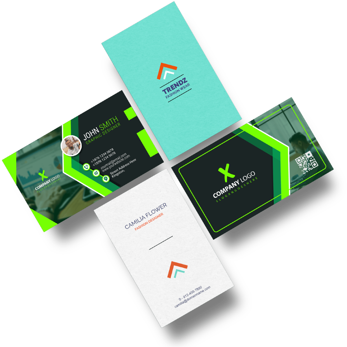 Sitepact Jamaica Business Card